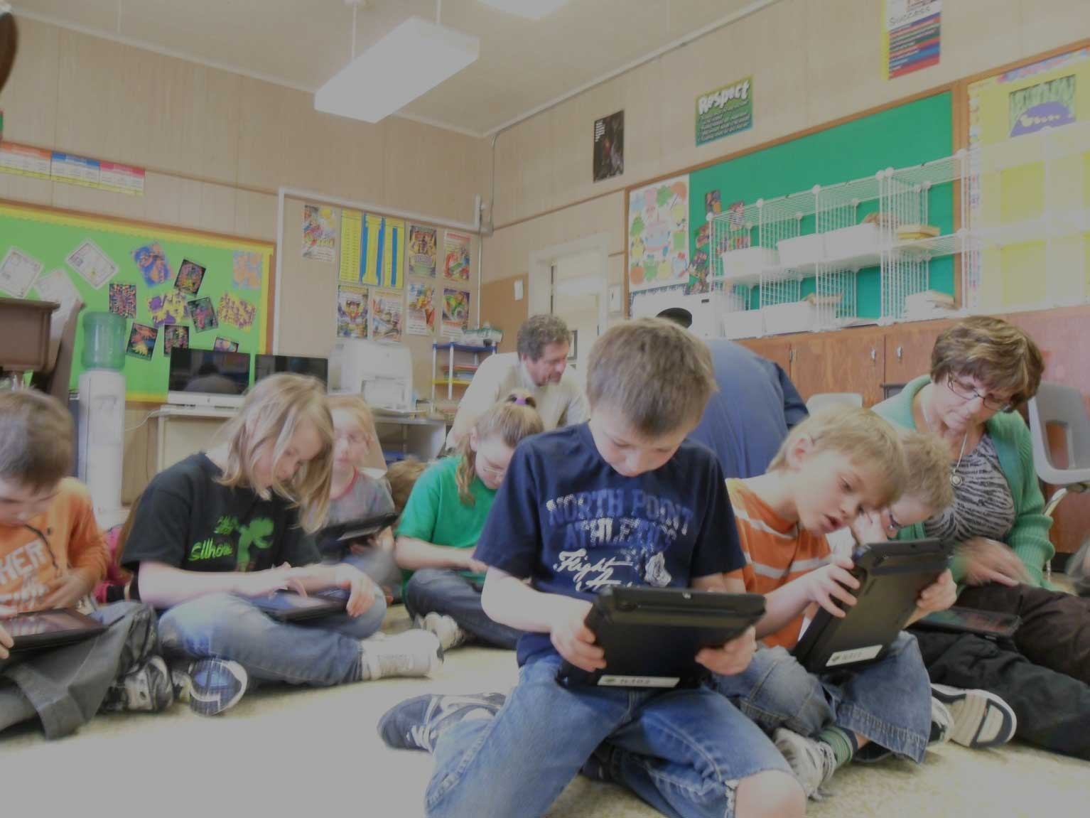 How Schools are Benefiting from iPads in the Classroom