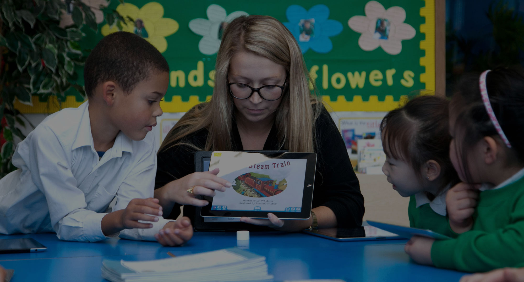 iPads in the classroom: Teachers love them too!