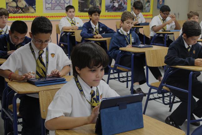 How Classroom Technology Creates Collaborative Classrooms