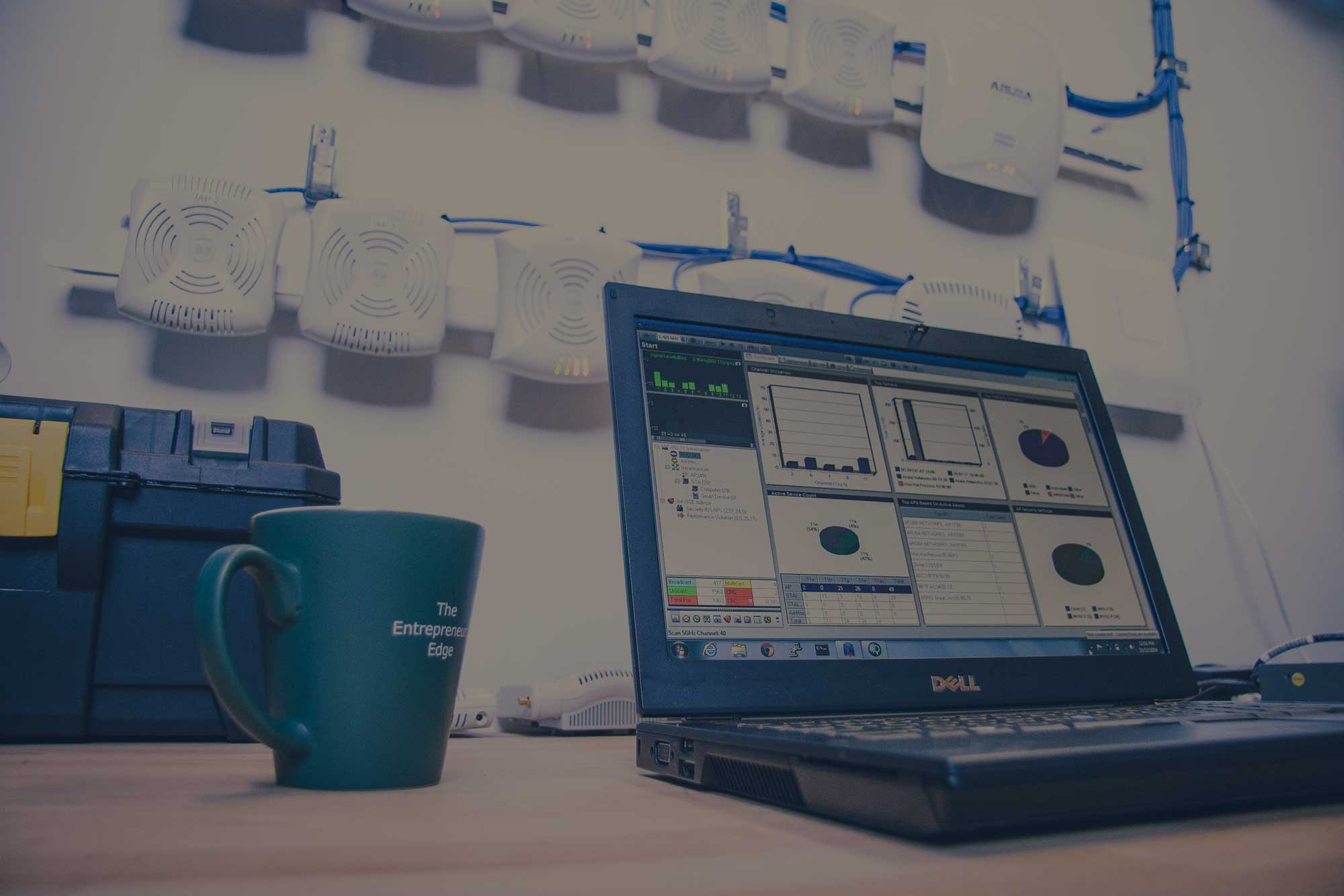 managed services solutions, wireless network management, school wireless networks,