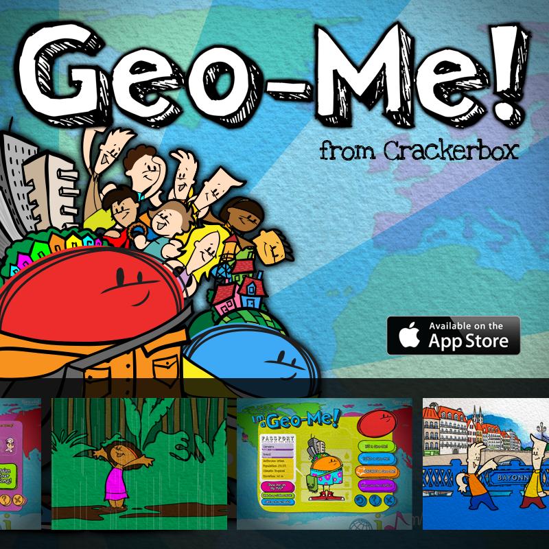 geo-me! app