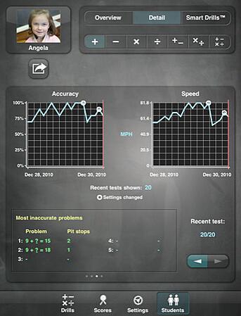 math drill app