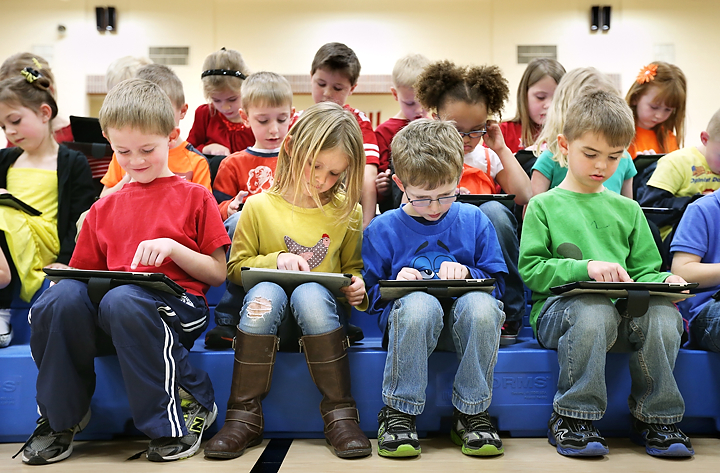 iPads in the classroom, classroom technology, wifi service providers,