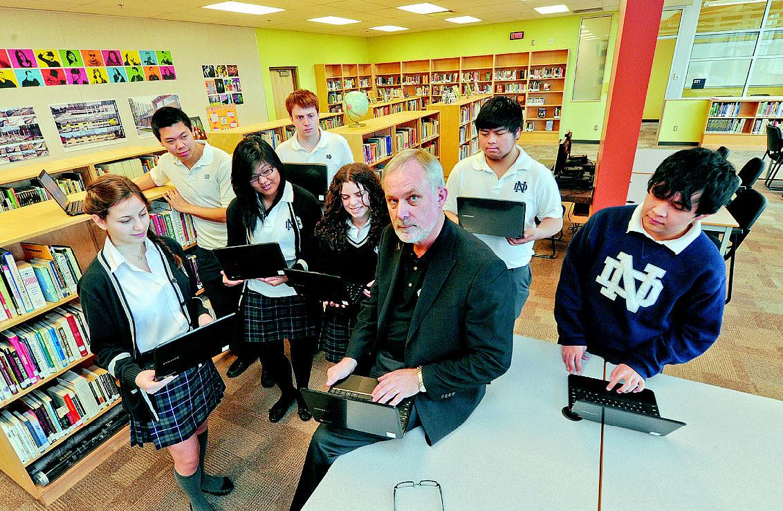 technology in the classroom, school wireless networks, wifi companies,