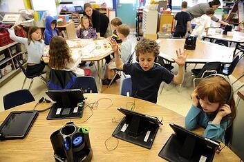 technology in the classroom, school wireless networks, wifi service providers,