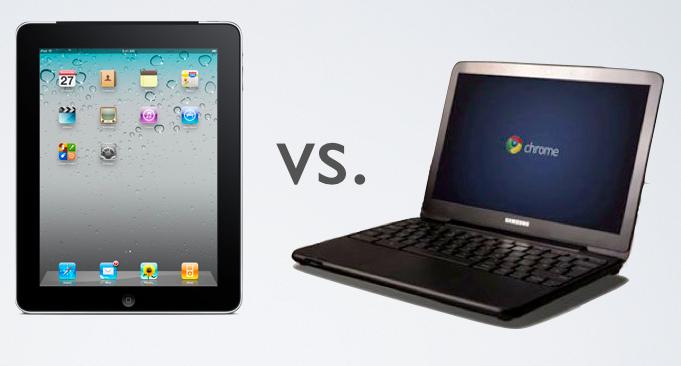 iPads in the Classroom vs. Chromebooks