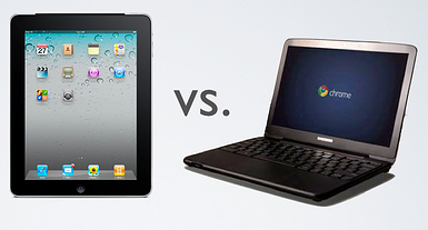 ipad vs chromebook