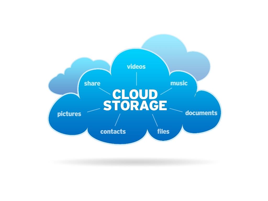 hospital cloud storage