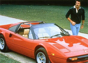 magnum pi with a ferrari as an example of enterprise networking equipment vs consumer gear