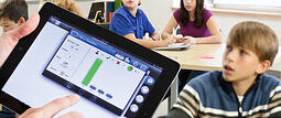 iPad in the classroom, school wireless network design, wifi service providers,