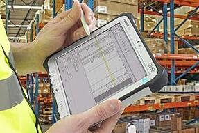 wireless network design in warehouses