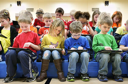 iPads in the classroom, school wireless networks, wifi service providers,