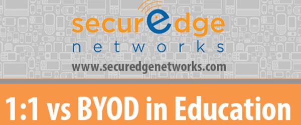 BYOD vs 1:1 in education, BYOD solutions, BYOD wireless