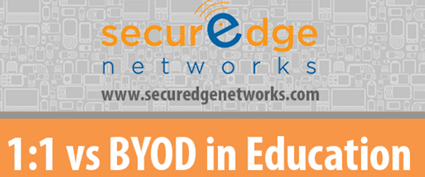 BYOD vs 1:1 in education, BYOD solutions, BYOD wireless