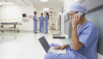 hospital wireless devices