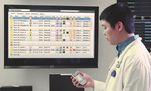 RTLS, hospital wireless networks, hospital wifi,