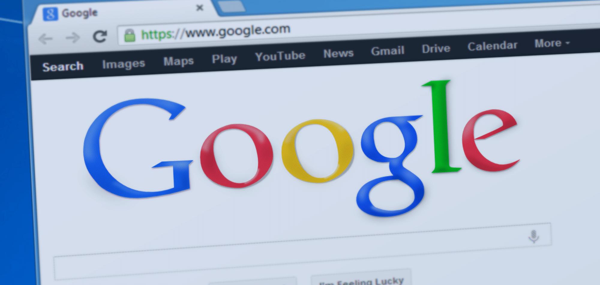 Google web browser in k12 schools