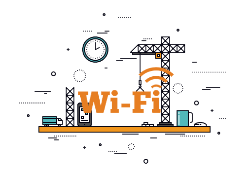 wireless network design kit construction header image