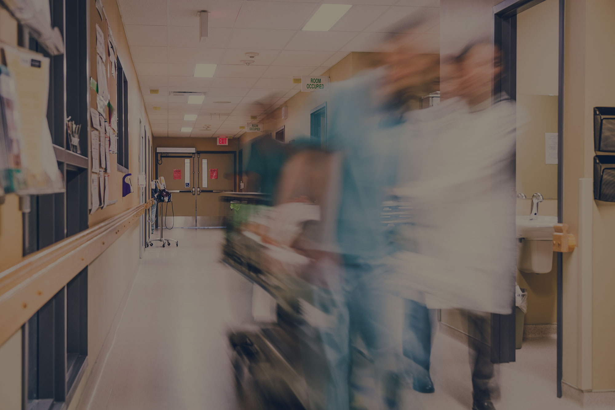 3 Ways RTLS Can Help You Avoid Chaos During a Hospital Emergency