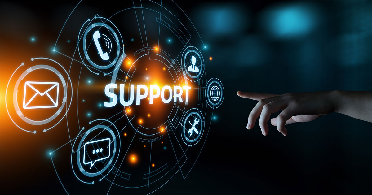 Managed-Network-Support-Team
