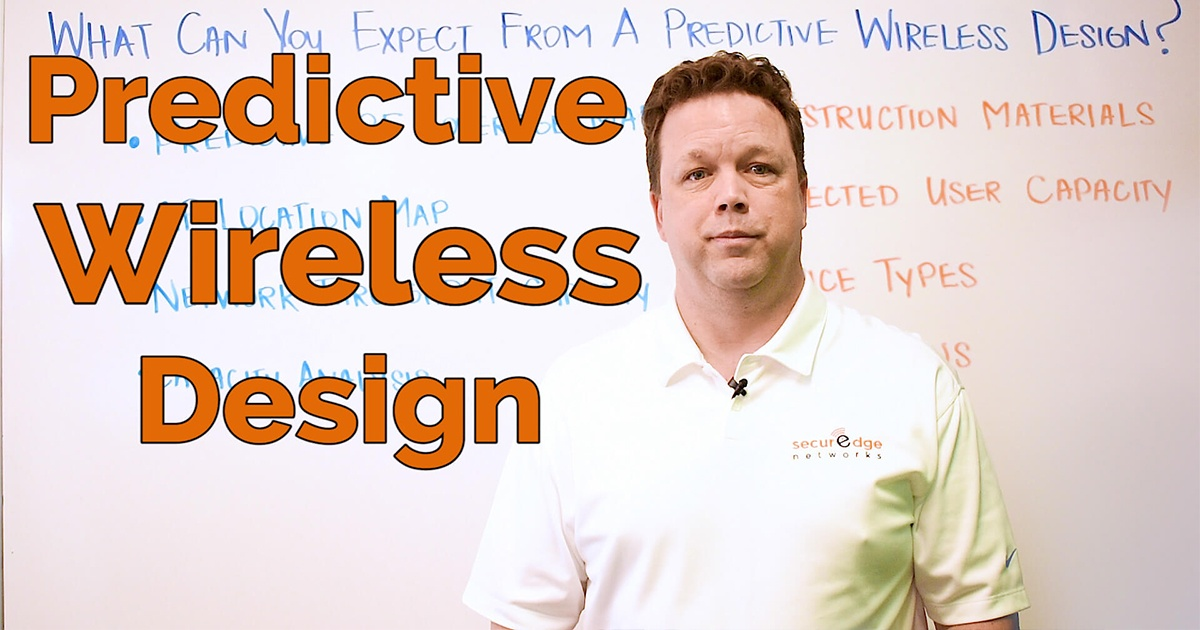 What Can You Expect from a Predictive Wireless Design?