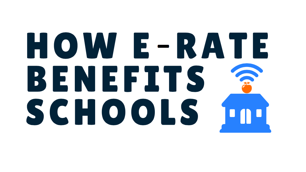 How E-Rate Benefits Schools [An Infographic]