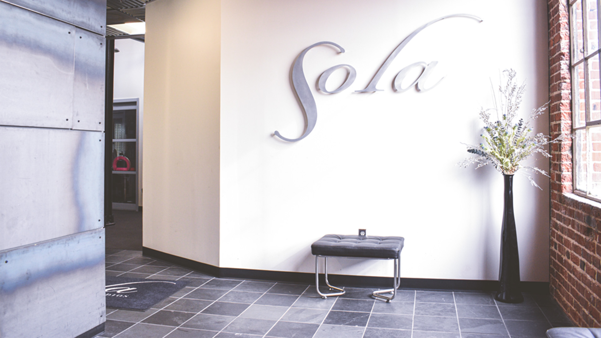 Sola-Salon at Atherton-Mill Lobby in Charlotte NC