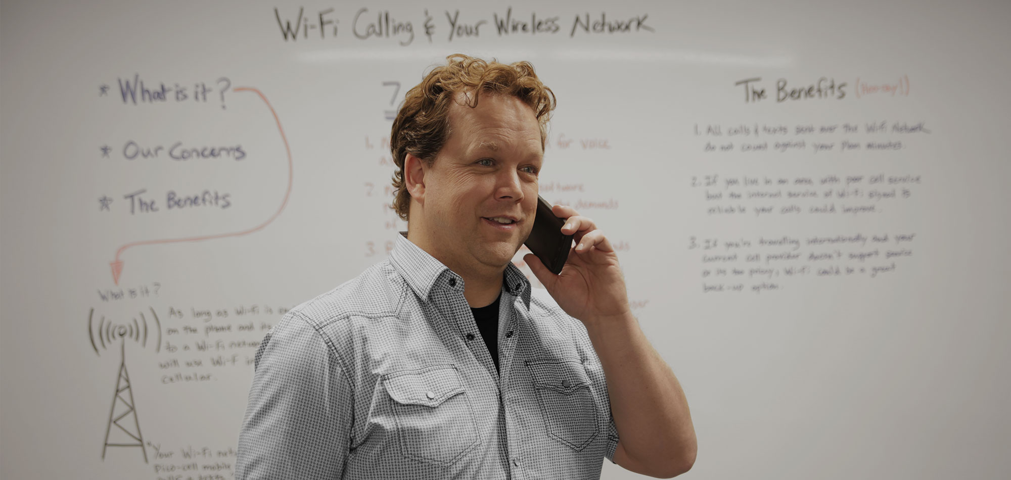 Whiteboard Wednesday: Wi-Fi Calling & Your Wireless Network Part 1 [Video]
