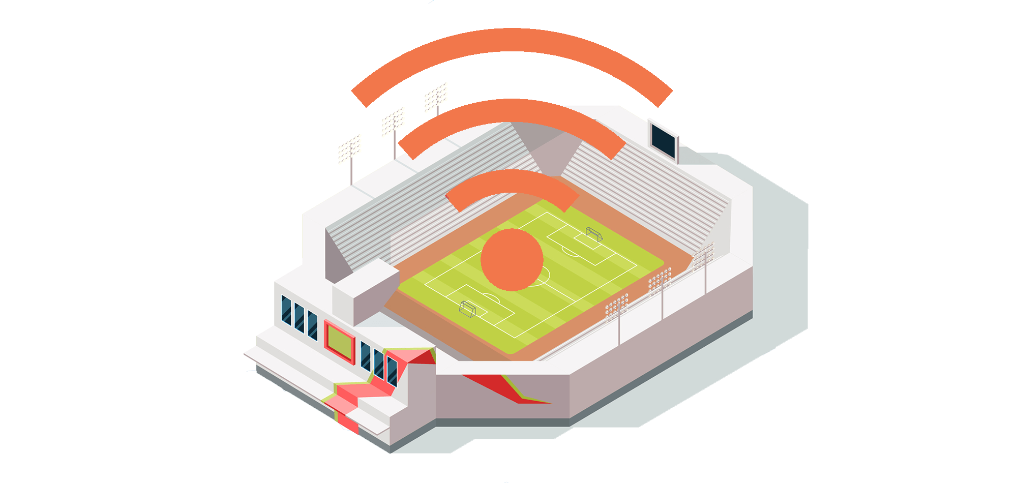 Arena WiFi: 5 Considerations When Designing a Wireless Network for Sports Venues