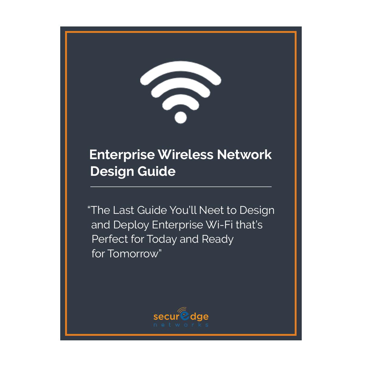 Enterprise Wireless Network Design Guide