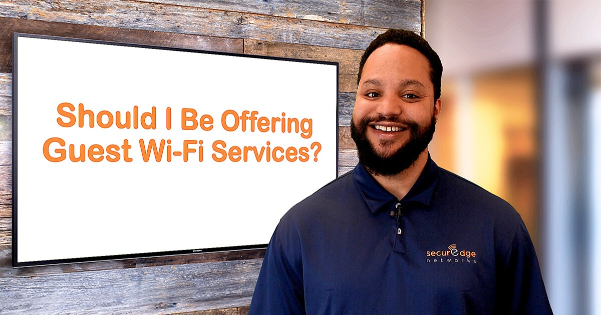 Should You Be Offering Guest WiFi?