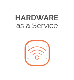 hardware as a service