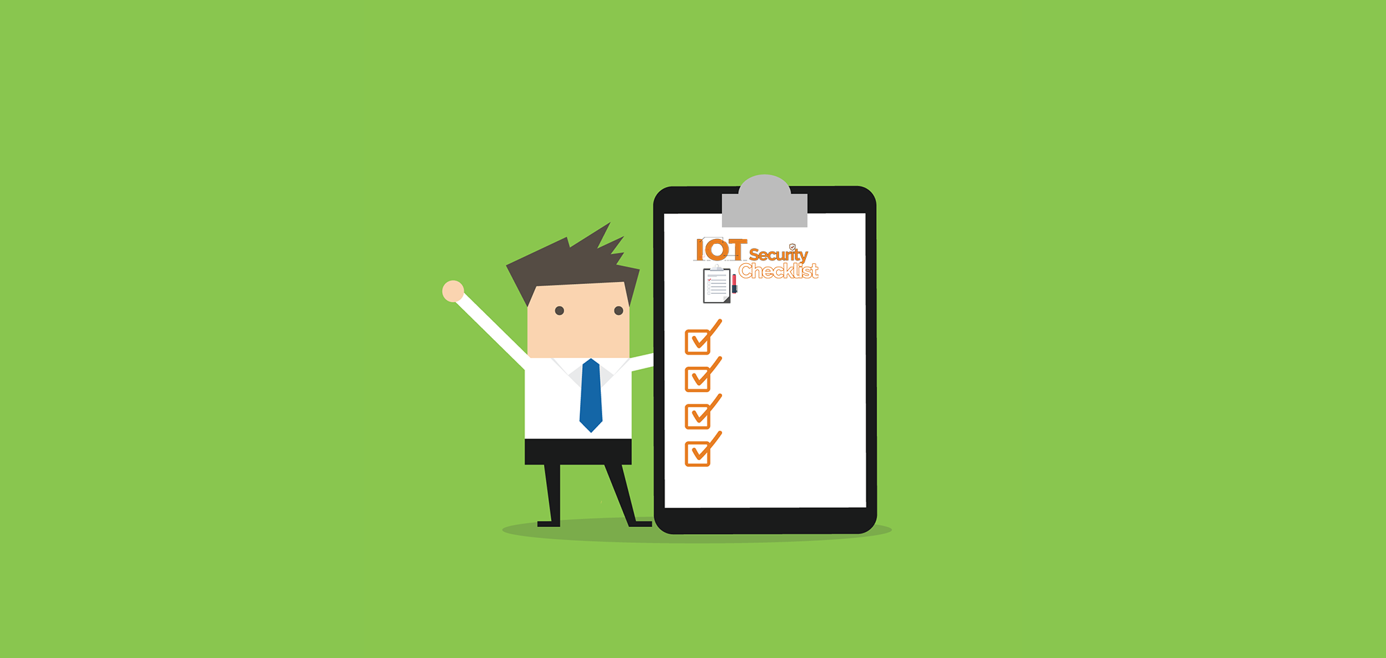 How to Secure Your IoT Devices and Systems [Free Checklist]