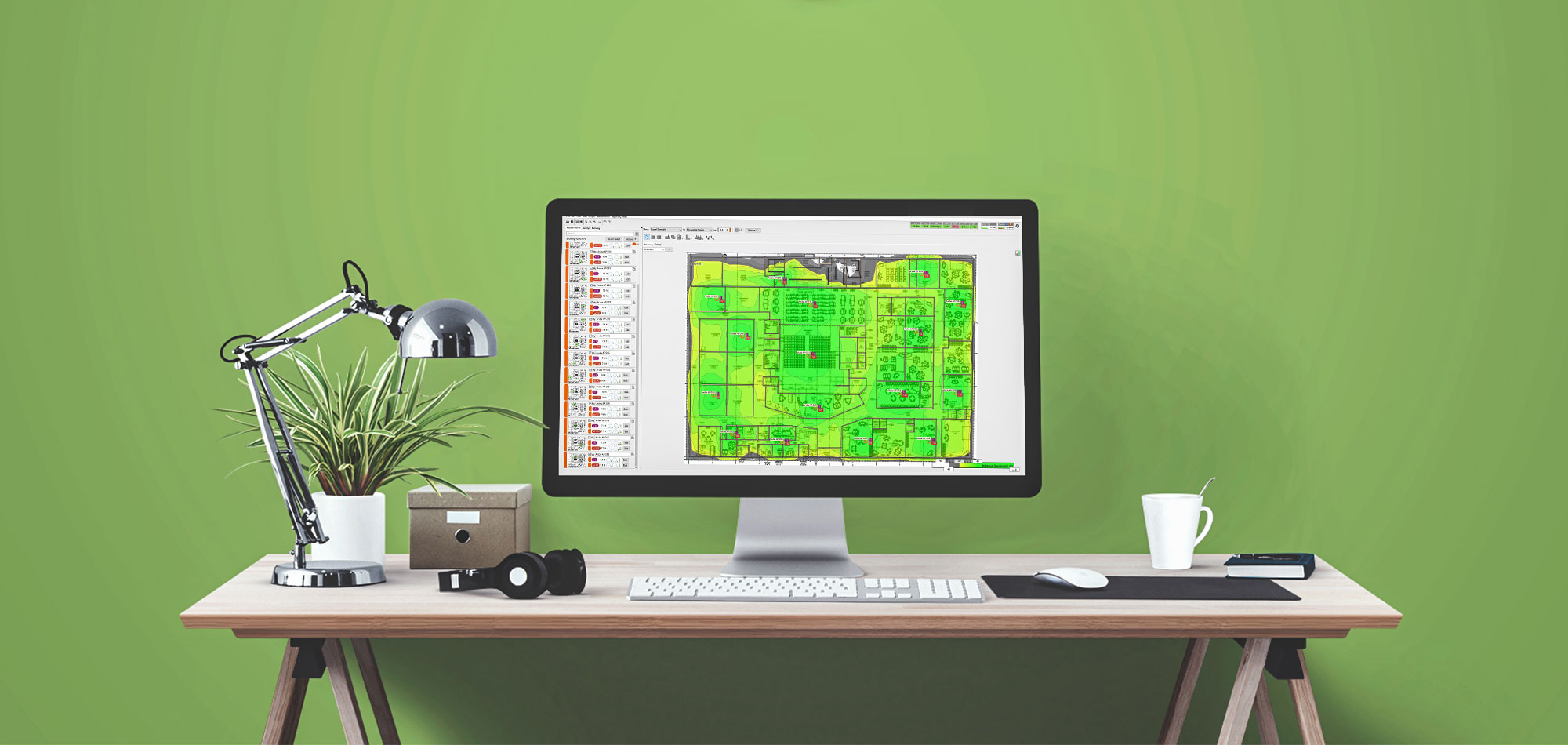 Predictive RF Designs: Why You Don't Always Need a Site Survey
