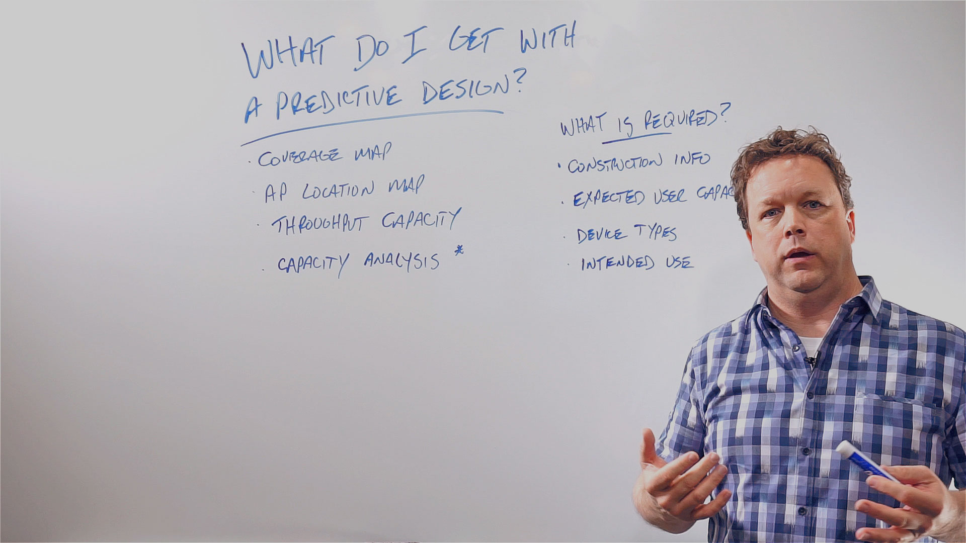 Predictive Wireless Designs: What You Should Expect to Receive [Whiteboard Wednesday]