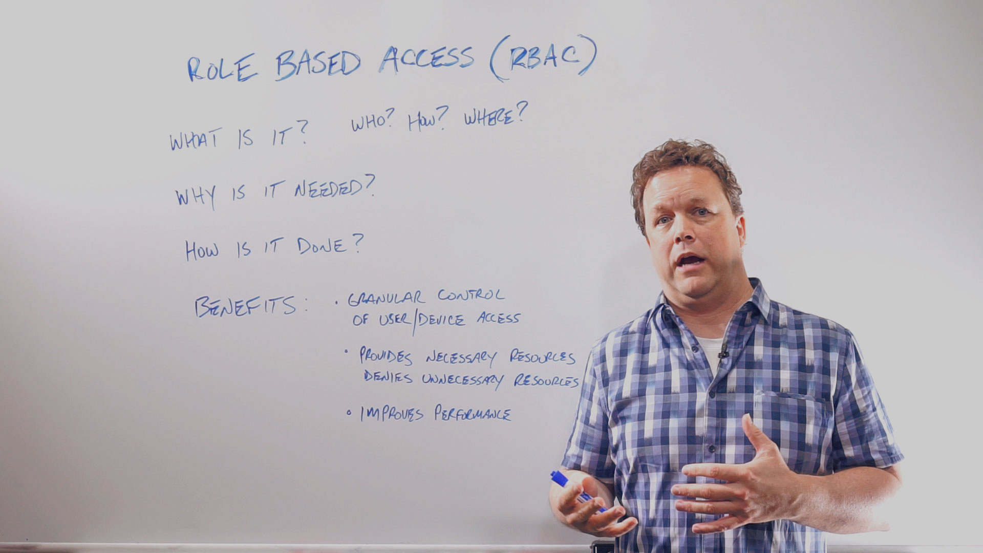 Role-Based Access Control: What is It, and What are the Benefits? [Whiteboard Wednesday]