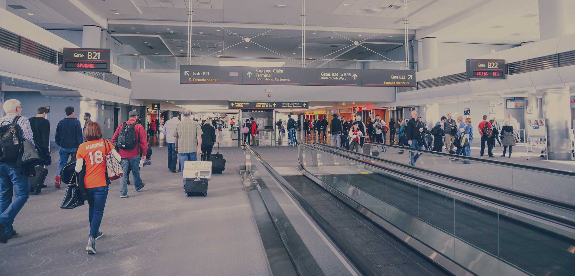 Airport Wireless Networks: 5 Benefits of Deploying Wi-Fi RTLS