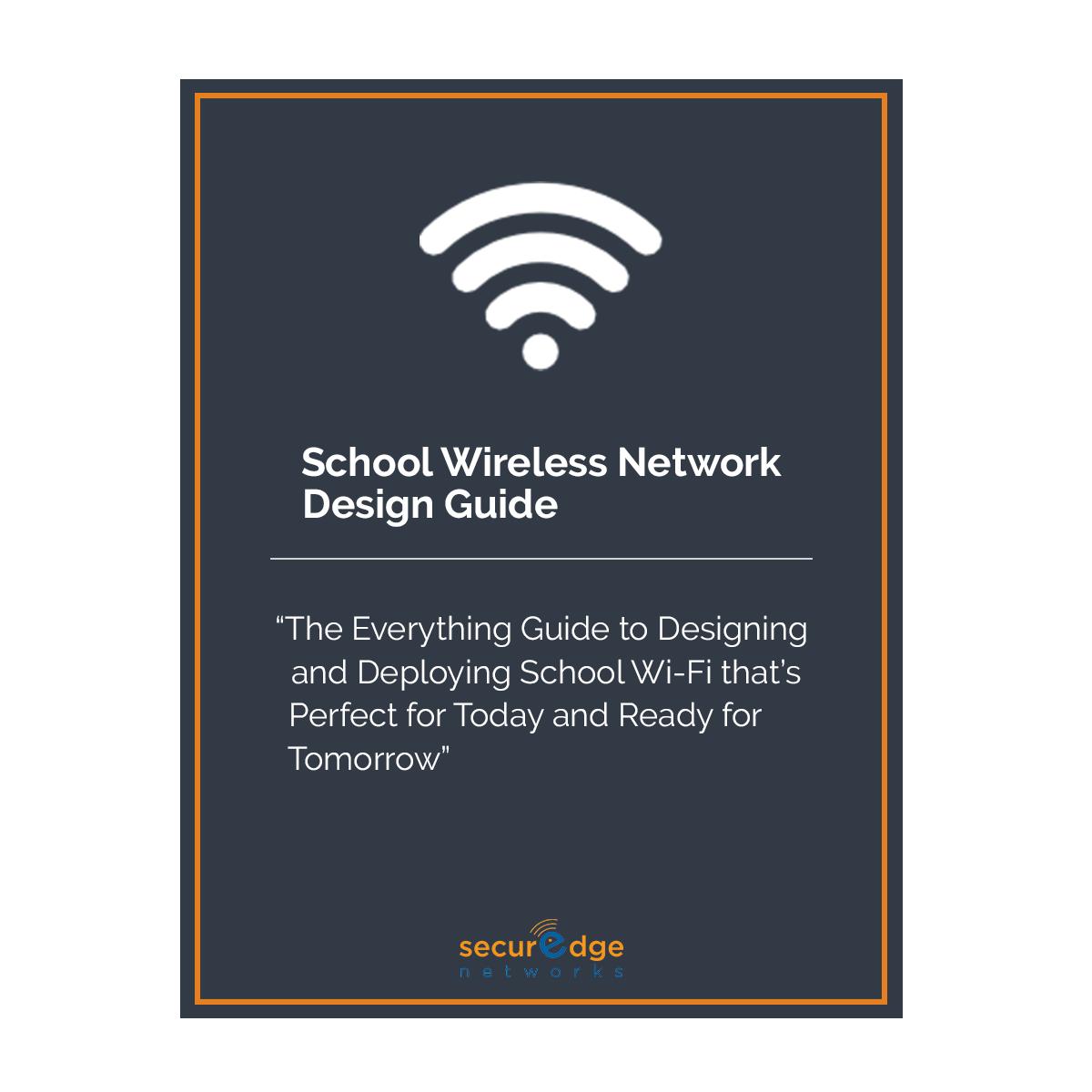 school wireless network design guide