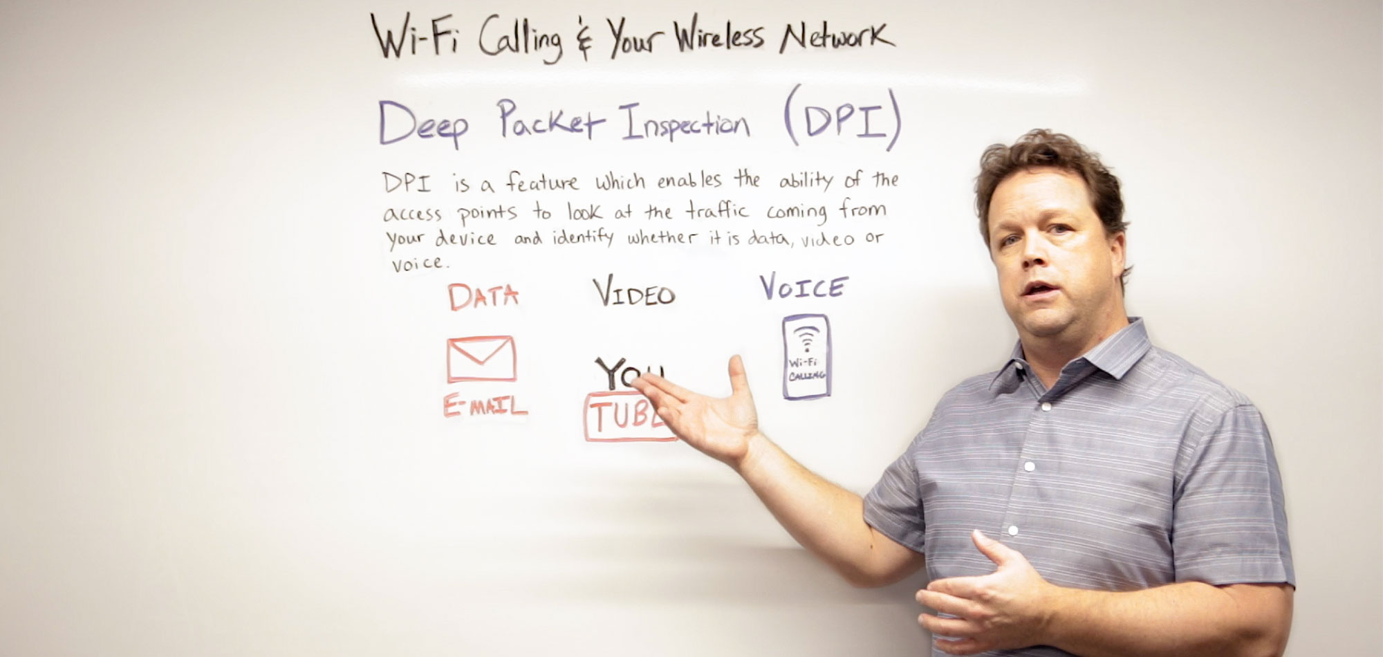 Whiteboard Wednesday: Wi-Fi Calling & Your Wireless Network [Part 2]
